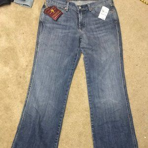 7 For all Mankind Jeans 32 NWT